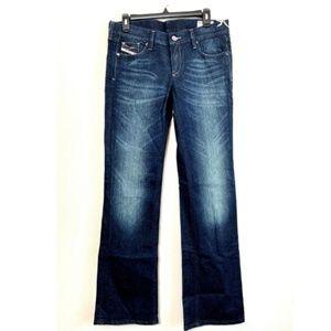Diesel Ramys Jeans Size 29×32 NWT
